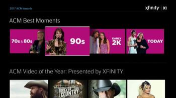 XFINITY X1 TV Spot, 'Academy of Country Music Awards' - Thumbnail 1