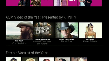 XFINITY X1 TV Spot, 'Academy of Country Music Awards' - Thumbnail 2