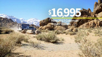 Camping World TV Spot, 'Connect to Adventure: Coleman & Mallard' - Thumbnail 2