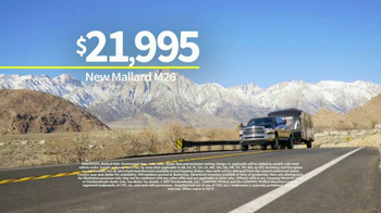 Camping World TV Spot, 'Connect to Adventure: Coleman & Mallard' - Thumbnail 4