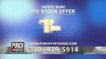 Punch TV Studios TV Spot, 'IPO Stock Offer' - Thumbnail 7