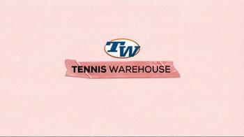 Tennis Warehouse Semi-Annual Site Wide Apparel Sale TV Spot, 'One Week' - Thumbnail 1