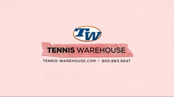 Tennis Warehouse Semi-Annual Site Wide Apparel Sale TV Spot, 'One Week' - Thumbnail 6
