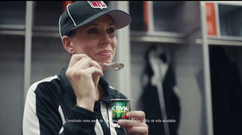 Dannon Activia TV Spot, 'Rutina sana' con Sarah Thomas [Spanish] - Thumbnail 7