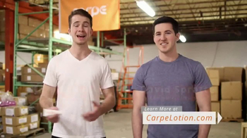 Carpe TV Spot, 'Hyperhidrosis and Carpe' - Thumbnail 1
