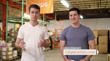 Carpe TV Spot, 'Hyperhidrosis and Carpe' - Thumbnail 10