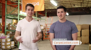 Carpe TV Spot, 'Hyperhidrosis and Carpe' - Thumbnail 2