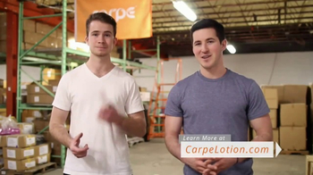 Carpe TV Spot, 'Hyperhidrosis and Carpe' - Thumbnail 3