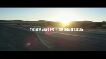 2017 Volvo S90 TV Spot, 'Loved for Being Different' [T2] - Thumbnail 10