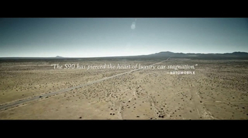 2017 Volvo S90 TV Spot, 'Loved for Being Different' [T2] - Thumbnail 3