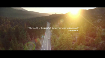 2017 Volvo S90 TV Spot, 'Loved for Being Different' [T2] - Thumbnail 5