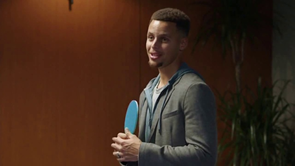 Chase App TV Commercial, 'Pay Back With a Tap' Ft. Stephen Curry, Serena Williams