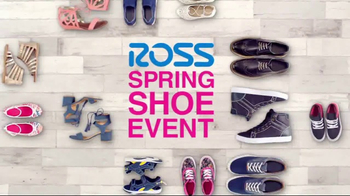 Ross Spring Shoe Event TV Spot, 'Families Step Into Savings' - Thumbnail 5