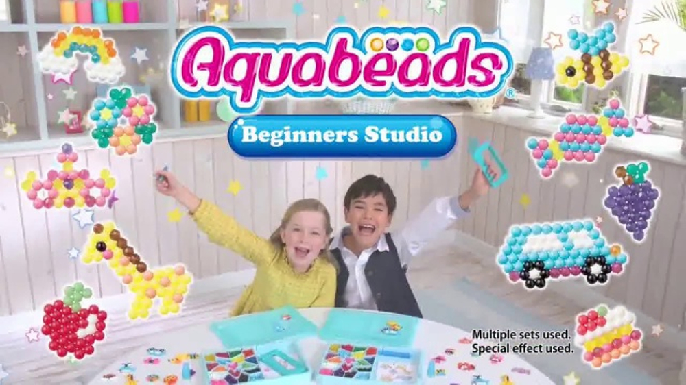 Aquabeads Beginners Studio Tv Commercial Inspire Creativity