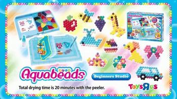 Aquabeads Beginners Studio TV Spot, 'Inspire Creativity' - Thumbnail 10