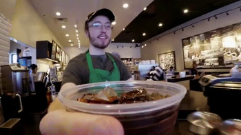 Starbucks Cold Brew TV Spot, 'Cold Brew Crew by Jared' - Thumbnail 2