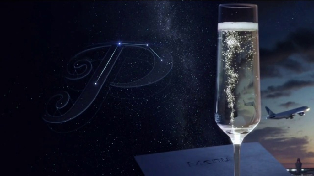 United Airlines Polaris Business Class TV Commercial, 'Spelling It Out'