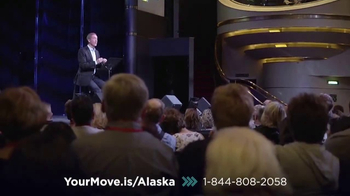 In Touch Ministries TV Spot, '2017 Alaska Cruise: Your Move' - Thumbnail 2