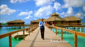 Sandals Resorts TV Spot, 'Over the Water' - Thumbnail 5