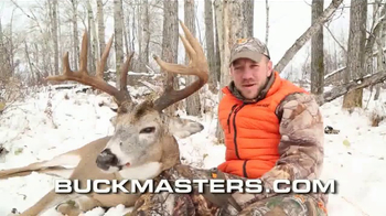 2017 Buckmasters Canada Dreamhunt TV Spot, 'Chance to Win'