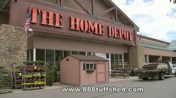 Tuff Shed TV Spot, 'The Home Depot: Upgrades' - Thumbnail 6