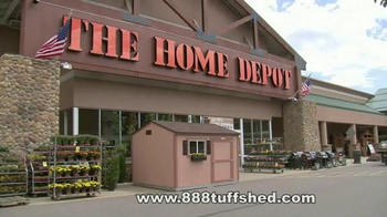 Tuff Shed TV Spot, 'The Home Depot: Upgrades' - Thumbnail 7