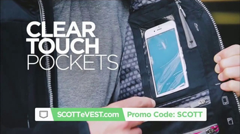 SCOTTeVEST TV Spot, 'Problem Solved' - Thumbnail 4