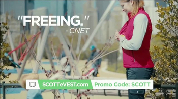 SCOTTeVEST TV Spot, 'Problem Solved' - Thumbnail 7