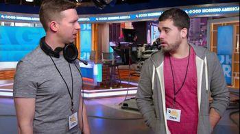 XYZAL TV Spot, 'ABC: Good Morning America Crew' - 6 commercial airings