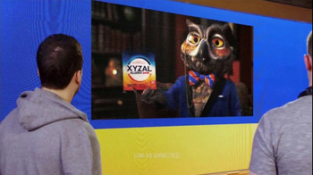 XYZAL TV Spot, 'ABC: Good Morning America Crew' - Thumbnail 8
