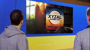 XYZAL TV Spot, 'ABC: Good Morning America Crew' - Thumbnail 9