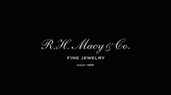 Macy's Semi-Annual Diamond Sale TV Spot, 'Engagement Rings' - Thumbnail 8