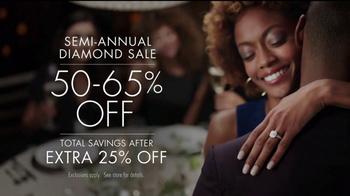 Macy's Semi-Annual Diamond Sale TV Spot, 'Engagement Rings' - Thumbnail 7