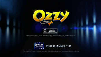 DIRECTV Cinema TV Spot, 'Ozzy' - Thumbnail 7