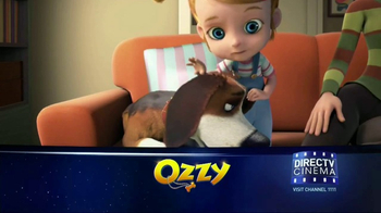 DIRECTV Cinema TV Spot, 'Ozzy' - Thumbnail 2