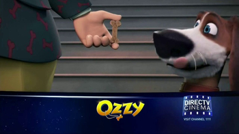 DIRECTV Cinema TV Spot, 'Ozzy' - Thumbnail 3