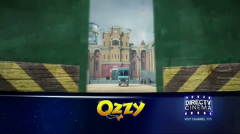 DIRECTV Cinema TV Spot, 'Ozzy' - Thumbnail 4
