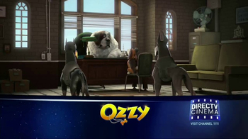 DIRECTV Cinema TV Spot, 'Ozzy' - Thumbnail 5