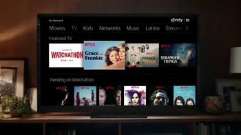 XFINITY On Demand TV Spot, 'Netflix Party' - Thumbnail 10