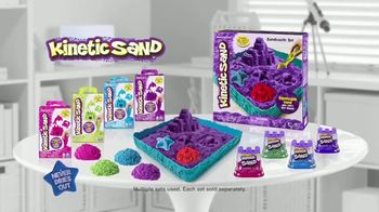 Kinetic Sand TV Spot, 'Mix and Match' - Thumbnail 9