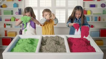 Kinetic Sand TV Spot, 'Mix and Match'