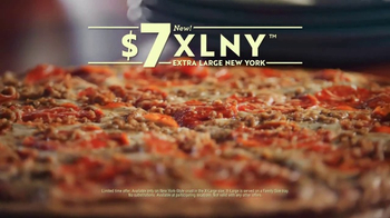 Papa Murphy's $7 XLNY Pizza TV Spot, 'Murphy's Law of Questionable Quality' - Thumbnail 9
