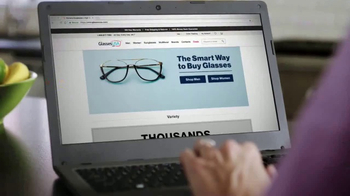 GlassesUSA.com TV Spot, 'You Need New Glasses: Hers'
