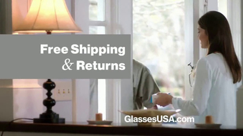 GlassesUSA.com TV Spot, 'You Need New Glasses: Hers' - Thumbnail 6