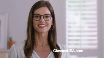 GlassesUSA.com TV Spot, 'You Need New Glasses: Hers' - Thumbnail 7