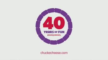 Chuck E. Cheese's Weeknight Specials TV Spot, 'School Night' - Thumbnail 8