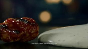 Hidden Valley Simply Ranch TV Spot, 'Love at First Bite' - Thumbnail 5