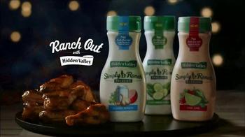 Hidden Valley Simply Ranch TV Spot, 'Love at First Bite' - Thumbnail 9