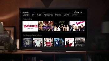 XFINITY On Demand Watchathon TV Spot, 'Catch Up on Everything' - Thumbnail 9