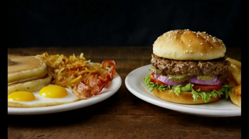 Denny's Slam Burger TV Spot, 'World Famous' - Thumbnail 3